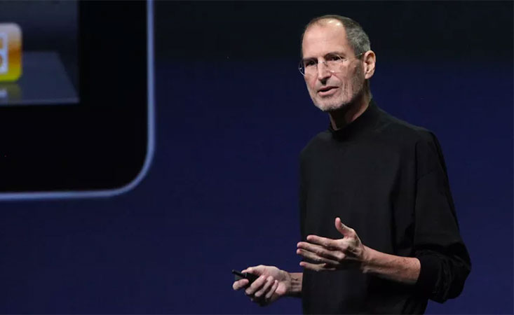 Steve Jobs - Photo: James Martin/CNET