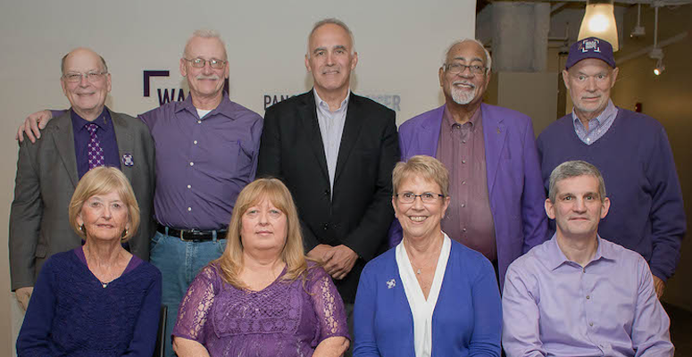 Larry volunteered on the Survivor Council, a group of pancreatic cancer survivors assembled to ensure the survivor's voice, experience and expertise are integrated into PanCAN's programs and initiatives.