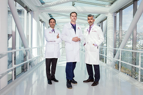 Pancreatic cancer specialists
