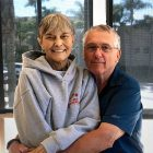 John and Marlene Vedock together at home in Arizona.