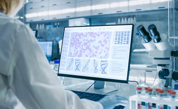 Molecular analysis of a patient's pancreatic tumor sample can inform treatment decisions