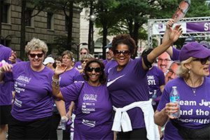 PurpleStride Washington, D.C., attendees celebrate raising $1 million to fight pancreatic cancer