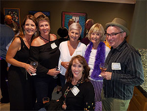 Pancreatic cancer survivor hosts a wine-tasting fundraising event in San Jose