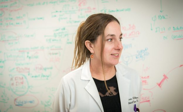 Researcher studies the link between gut bacteria and long-term pancreatic cancer survival