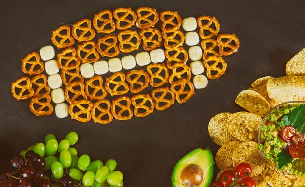 Super Bowl Sunday healthy and easy snacks for pancreatic cancer patients