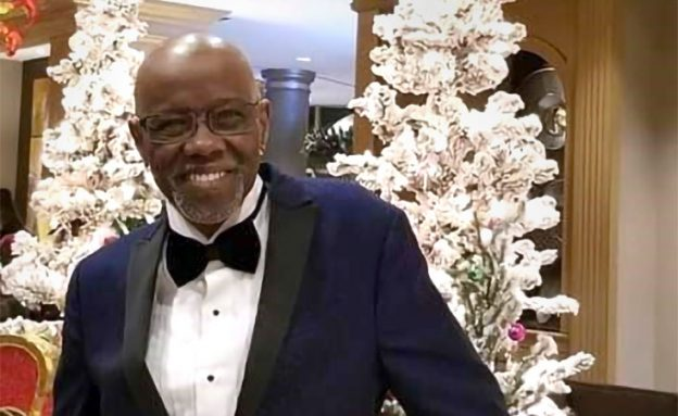 Pancreatic cancer survivor rings in a new year wearing a tuxedo