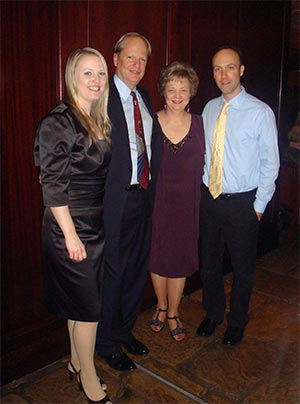 Wife donates generously to PanCAN to help pancreatic cancer patients in her husband's memory