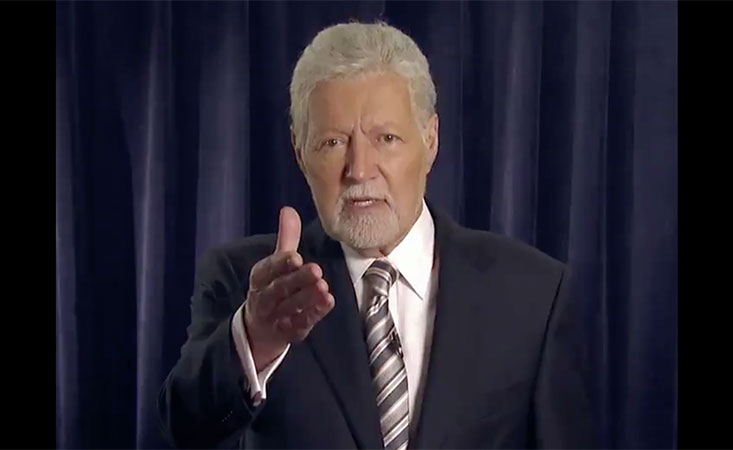 Alex Trebek gives pancreatic cancer health and treatment update
