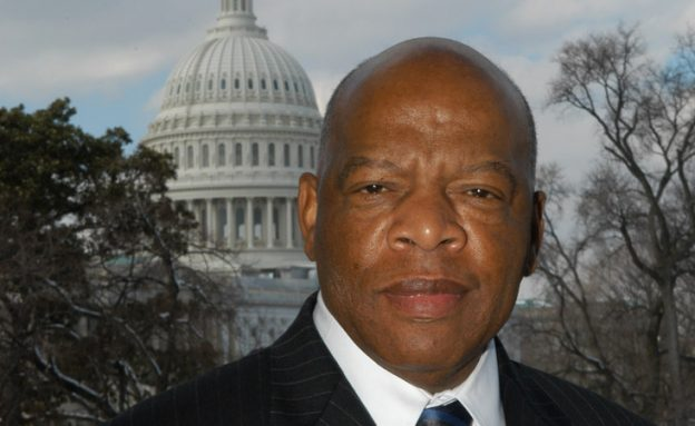 John Lewis, U.S. Congressman and civil rights icon